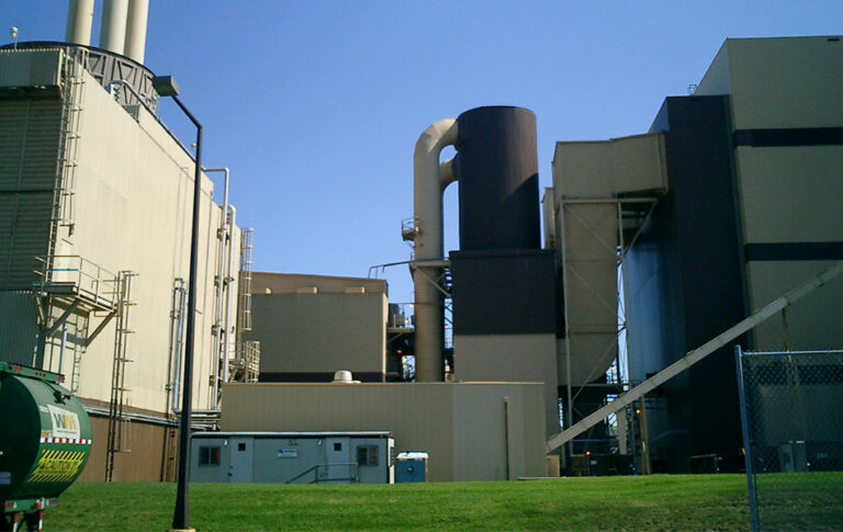Hennepin Energy Recycling Center - Cooling Tower